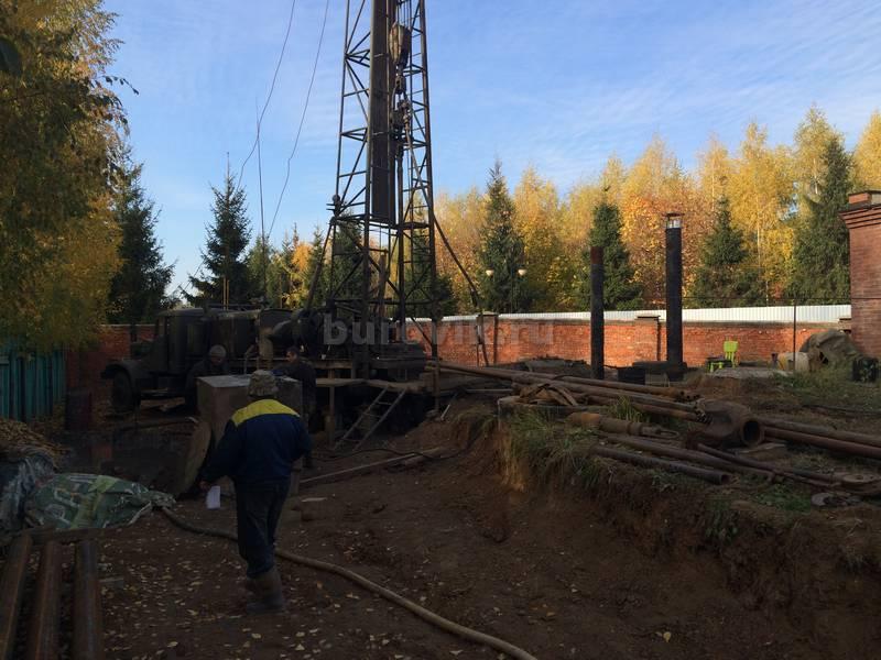 Бурение скважин на воду в Рыбинске